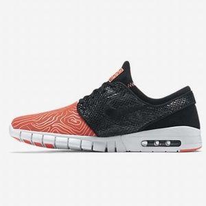 new products c6501 11c24 Nike Shoes - Nike Stefan Janoski max fish ladder shoes sz 9.5